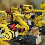 Fanuc-robots