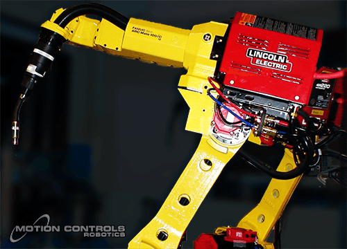 Robotic Welding Review