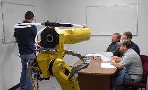 robotics training