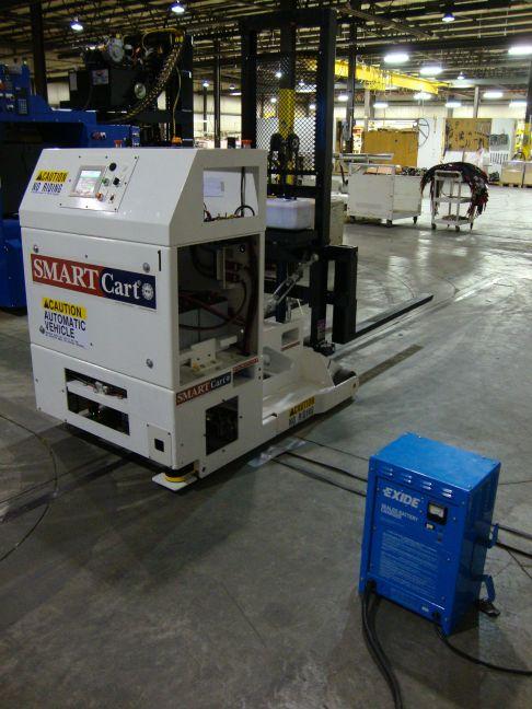 smartcart agc