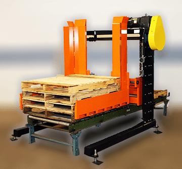 Pallet Dispenser Motion Controls Robotics Certified