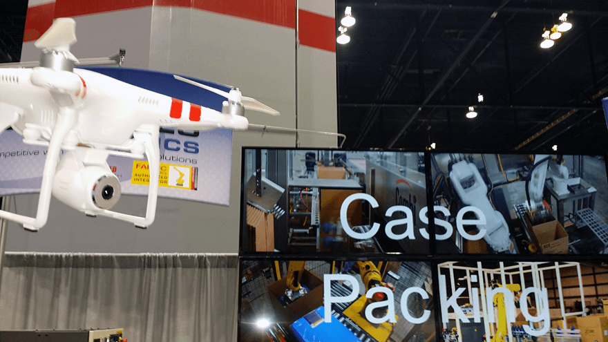 Winner of Quadcopter from PackExpo 2014 Giveaway