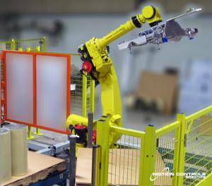 Motion Controls Robotic to Exhibit