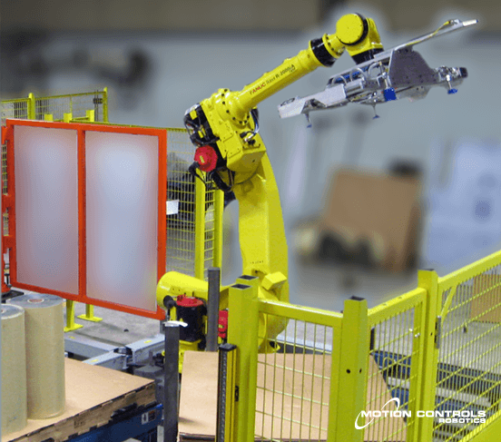 applications of robots in manufacturing
