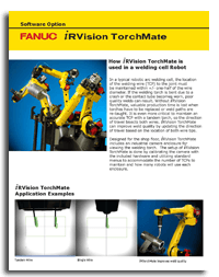 Download the iRVision TorchMate Tech Sheet