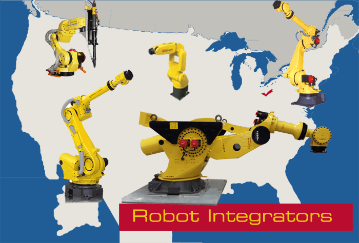 robot integrators