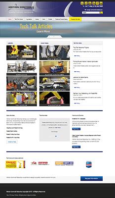 motion controls robotics website