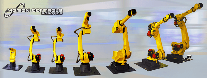 FANUC Adds New Robot Models