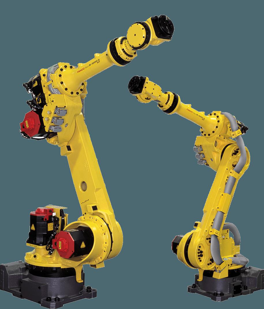 FANUC R1000 Series Robots