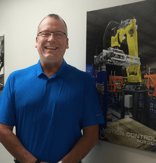 Roll Handling Sales Engineer Joins MCRI