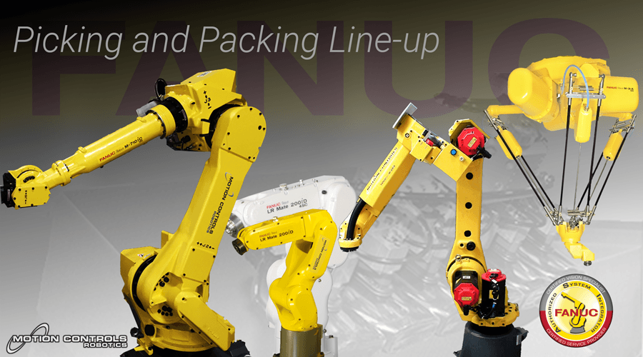 Robotic Picking and Packing