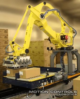 robotic unitizing