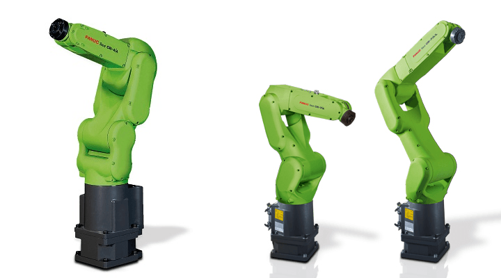 FANUC Compact Collaborative Robots