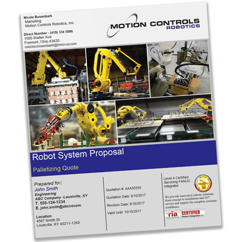 Why do You Need FANUC Robot Software Options? - Motion Controls Robotics