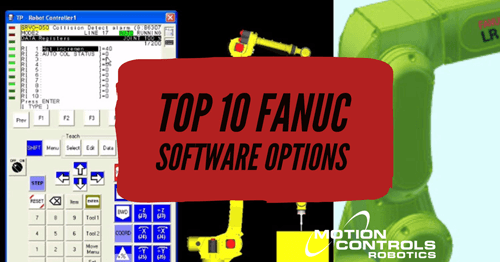 Top 10 Software Options for Robotic Material Handling - Motion