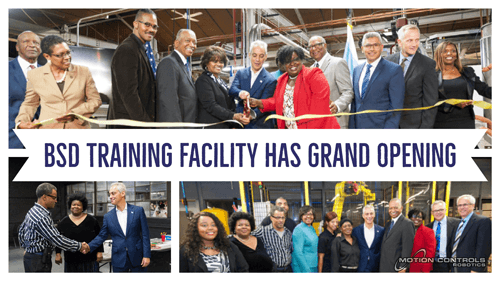 Robotic Training Facility has Grand Opening