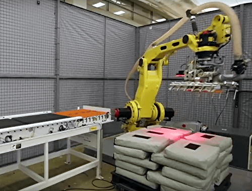 FANUC Palletizing Robot