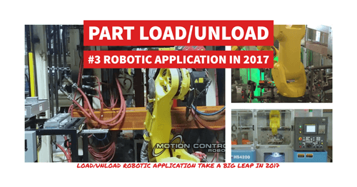2017 robotic applications