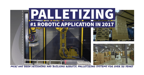 2017 robotic applications robotic palletizing