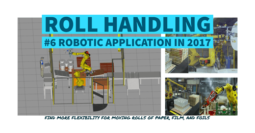 robotic roll handling north