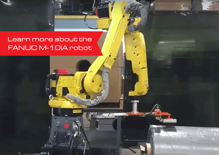 robot unboxing
