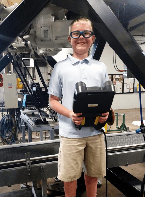 robotics tours