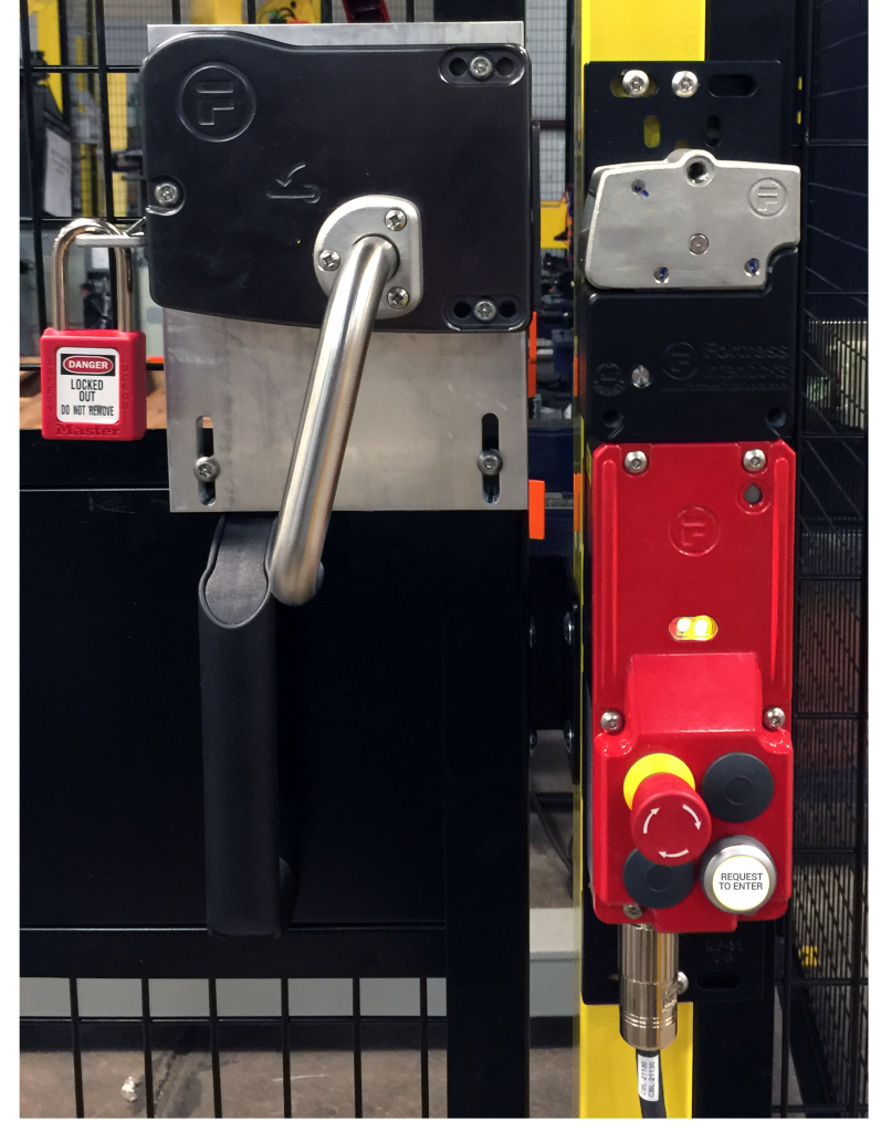 Lockout Tagout For Robot Systems Motion Controls
