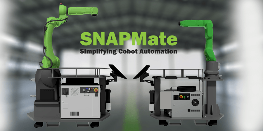 SNAPMate - Simplifying Cobot Automation - Motion Controls
