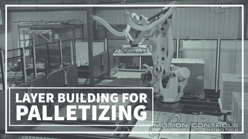 Palletizing Layer Building