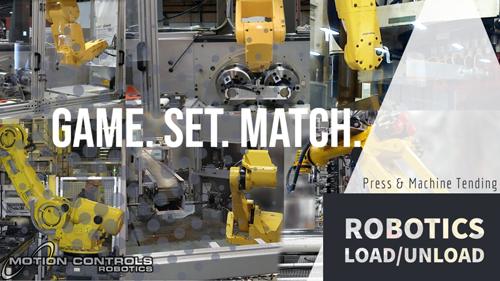 robotic load unload