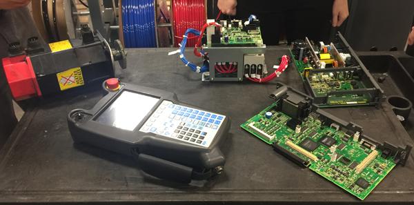 FANUC Robot Parts