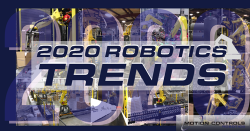 Looking Back At 2020 Robotics Trends