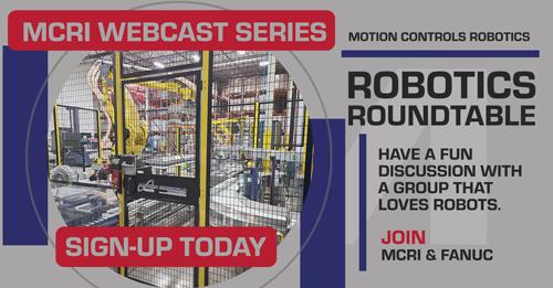 Robotics Roundtable Webcast