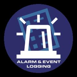 Alarm and Event Logging