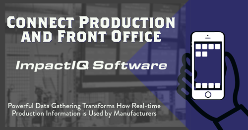Industrial Software Department Helps Customers Connect Production and Front Office