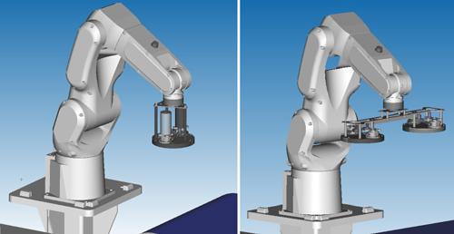 Robot Simulations